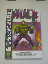 Marvel Comics Essential HULK Volume 4 Trade Paperback BRAND NEW B&W