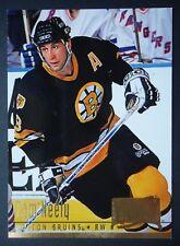 NHL 13 Cam Neely Boston Bruins FLEER ULTRA 1994/95