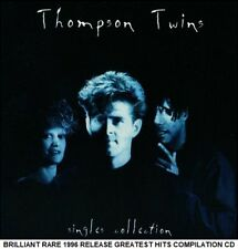 Thompson Twins - The Very Best Essential Greatest Hits Collection - RARE 80's CD