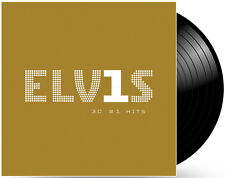 Elvis Presley Compilation Vinyl Records