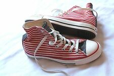 CONVERSE All Star Red White Blue American Flag USA Edition Sneaker Size 6 wo 8