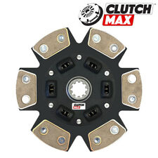 """STAGE 3 MIBA CERAMIC CLUTCH DISC FRICTION PLATE for BMW E30 228mm 9"""" 325 525 528"""