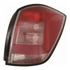 Vauxhall Astra H Mk5 van 7/2007 -2013 Trasero Lámpara Luz Trasera trasero controladores secundarios o/s
