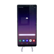 Samsung Galaxy Note 8 - 64GB - Black - Fully Unlocked - Android Smartphone