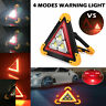 35W Triangle Warning Car Flashing LED COB Work Light Road Emergency Lamp Lights