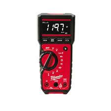 MILWAUKEE DIGITAL MULTIMETER 2217-40DMM - 4933416976