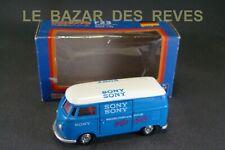 """TOMICA DANDY. Van Volkswagen """"SONY"""". REF: F23. + Boite."""