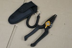 "Gerber Fishing Series Magniplier 7.5"" Locking Pliers - 31-003137 - Orange"