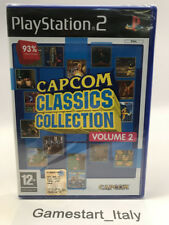 CAPCOM CLASSICS COLLECTION VOLUME 2 - SONY PS2 - NEW SEALED PAL UK VERSION