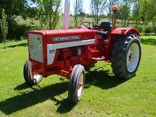 International Harvester 323, 353 & 423  Tractors  Parts Manual