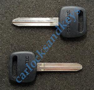 NEW 1996-2007 Toyota RAV4 Key blanks blank
