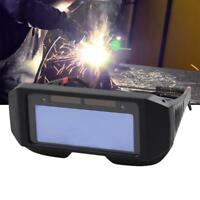 Solar Power Auto Darkening Welding Helmet Eyes Protector Welder Cap Goggles Mask