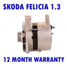Skoda Felicia 1.3 1994 1995 1996 1997 1998 1999 2000 2001 2002 Alternator