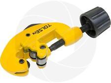 Tolsen Pipe Cutter 3-28mm 1/8-1 7/64 PVC Copper Aluminum Tubing Adjustable Tool