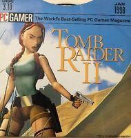 Tomb Raider II 2 Starring Lara Croft PC CD-ROM Eidos Core 1997 for Windows 95/98