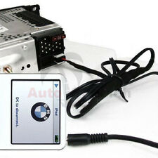 AUX IN Adapter Klinke Kabel für BMW 3er E46 Business Radio CD MP3 Handy iPhone