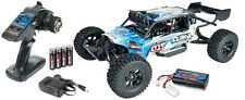 Carson 1:10 X10ET-XL Climb Warrior 4WD Rock Racer 2,4 GHz 100% RTR Set 500404056