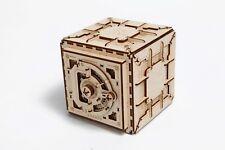 UGears Safe - Wooden Mechanical Model - 179 Pieces