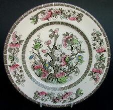 Johnson Brothers Indio Árbol LG 25.5 cm plato de comida parece en buenas condiciones usado