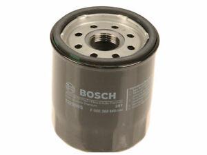 Bosch Workshop Oil Filter fits Infiniti QX70 2014-2017 3.7L V6 93CYVS