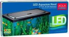 Aquarium Fish Tank Light Hood LED 20 or 55 Gallon Aquariums New