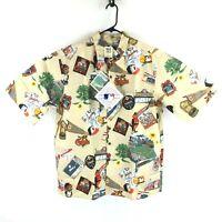 21bb8dba RARE NWT Baltimore Orioles Reyn Spooner MLB Hawaiian Aloha Shirt Men's  XLarge