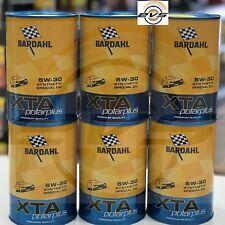 6 LItri BARDAHL XTA 5W30 acea A3 B4 Olio tagliando Motore Auto 100% Sintetico