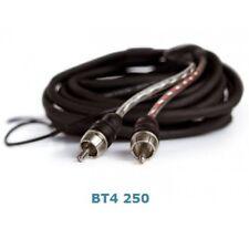 Connection Audison bt4 250 - 4-canal cable 250 cm MMDS RCA cable