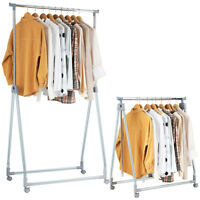 Garment Drying Hanger Portable Folding Laundry Rack Cloth Dryer Stand Adjustable