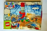 Lego Duplo Little Robots 7439 Stretchy's Junk Yard from 2003 - complete