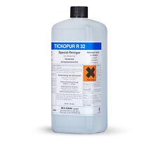 tickopur R 32 Limpiadores Especiales Para Ultrasonido 1,0 LITROS CONCENTRADO