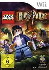 Nintendo Wii +Wii U Lego Harry Potter Die Jahre 5-7 Neuwertig