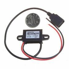 Hot DC-DC Converter Output Power Adapter USB Step-Down Module 24V/12V To 5V