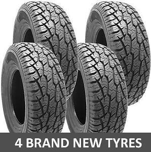 4 31105015 Hifly AT Tyres NEW 31 10.50 15 31x10.50r15 x4 All Terrain Deal of 4