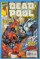 Deadpool (1997) #18 vs Ajax Marvel Comics 1998 Joe Kelly