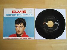 Elvis 45rpm record & Picture Sleeve, Fools Fall In Love, RCA # 47-9056, 1967
