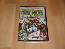 NEW DOMINION TANK POLICE MASAMUNE SHIROW SERIE COMPLETA DE ANIME DVD PRECINTADO