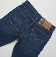 LEVI'S PREMIUM 502 BLUE Shorts Men's, Authentic BRAND NEW (327920042)