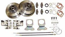 EMPI 22-2905 Swing Axle Zero Offset Rear Disc Brake Kit 5x205 Bug - Ghia