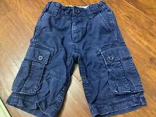 Gap Kids Boys Short pant Navy Blue Uniform Size 6 Regular