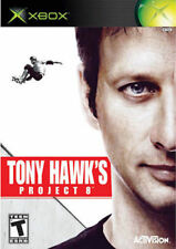 Tony Hawk''s Project 8 Xbox New Xbox