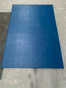 Blue Mat (Unbranded)