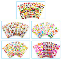 20X 3D Puffy Kid Scrapbooking & Paper Crafts Party Favor Wall Stickers Lot
