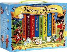 Nursery Rhymes (Learning Library), Acceptable, Hinkler Books PTY Ltd, Book