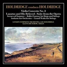 Lee Holdridge - Holdridge Conducts Holdridge (NEW CD)