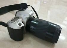 Minolta Dynax 404 Si 35mm Slr Film Camera Af 75- 300