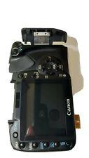 Canon rebel EOS XTi camera parts: back body cover