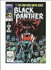 BLACK PANTHER #! (VF/NM)9.0--1988--1 OF 4 MINI SERIES--HIGH GRADE