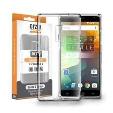 Cover e custodie semplice transparente in silicone/gel/gomma per cellulari e palmari