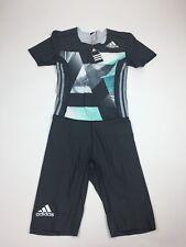 Adidas Az SS PU SUIT Track and Field suit singlet speedsuit skinsuit Men's NWT M